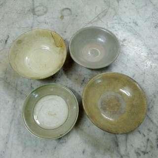 Ceramic Porcelain Bowl Antique Antik 101