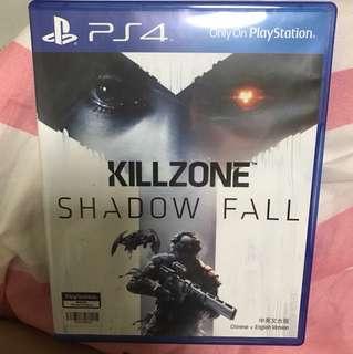 PS4 KILLZONE SHADOW 4