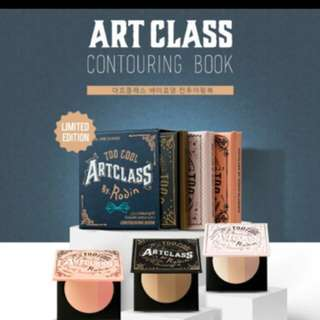 [LIMITED EDITION] Too Cool For School by Rodin Contouring Book 3in1 Kit