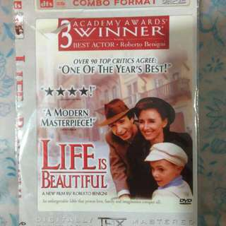 DVD -Life Is Beautiful