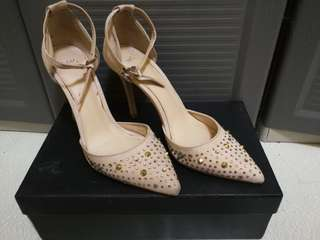(Repriced) CMG Pointed-Toe Heels