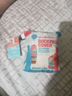 Wanderskye Backpack Cover