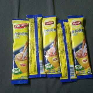 Lipton 金裝倍醇 三合一 奶茶 20 條