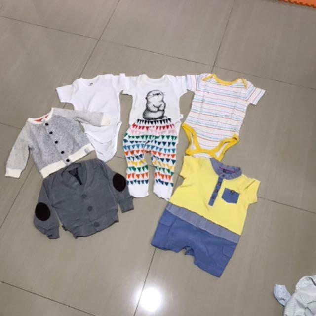 2nd branded baby wear set 3