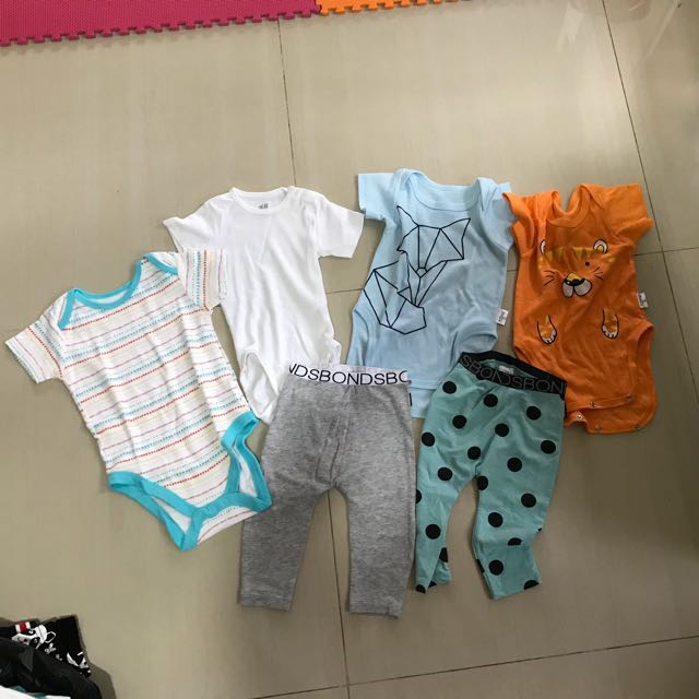 2nd hand branded baby wear