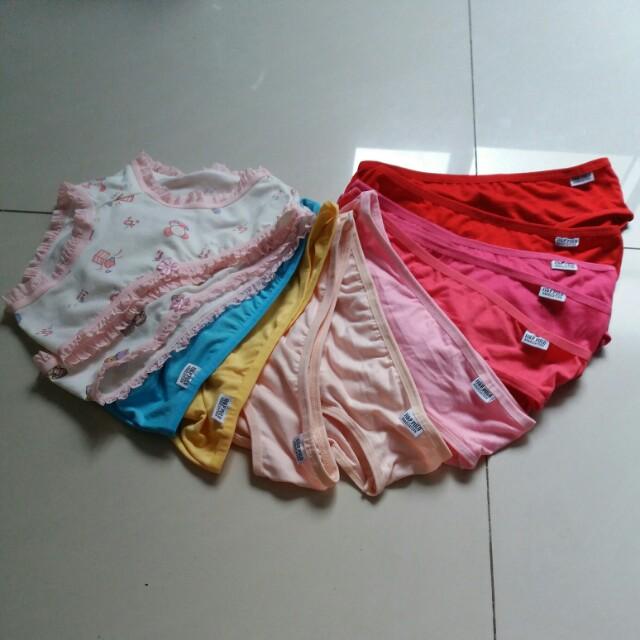 (全新)素色內褲/花紋內褲