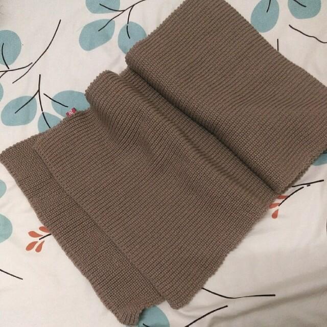 針織毛線圍巾