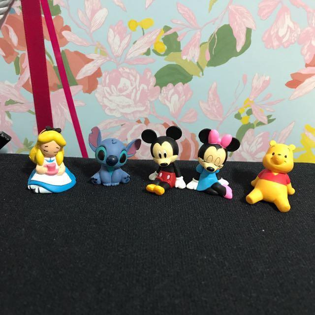 迪士尼下午悠閒組