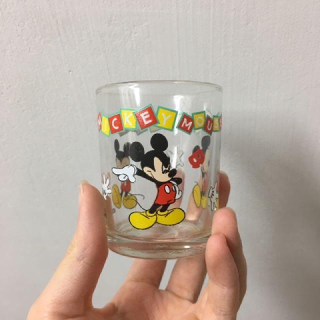 米奇玻璃杯#有超取最好買#幫我除舊佈新#好想找到對的人#舊愛換新歡