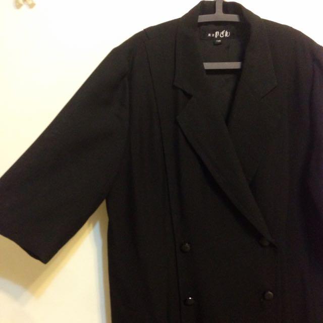 日本古著黑洋裝