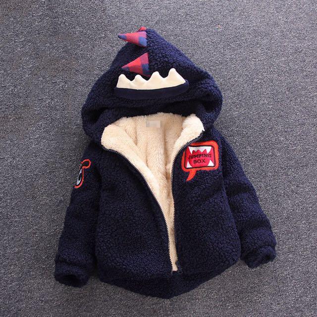 (全新)兒童加厚外套