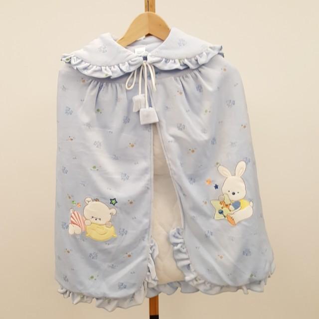 ⭐全新品⭐嬰幼兒/寶寶綁帶連帽斗篷