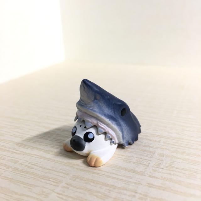 鯊魚海豹 海狗 轉蛋扭蛋