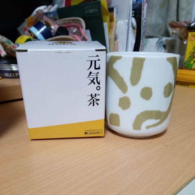 元氣茶杯 Genki Cup