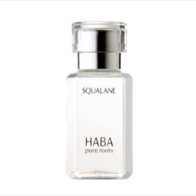 日本代購 HABA純海角鯊精純液 15ml