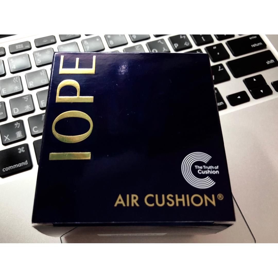 全新 IOPE N21(第四代)氣墊粉餅 補充包