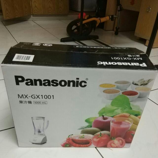 國際牌 MX-GX1001果汁機1000ml