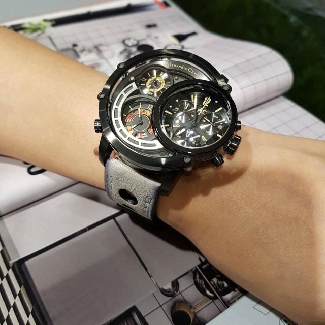 瑞士AC流行限量錶
