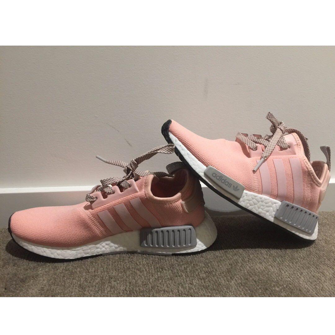 adidas nmd R1 Vapor Pink
