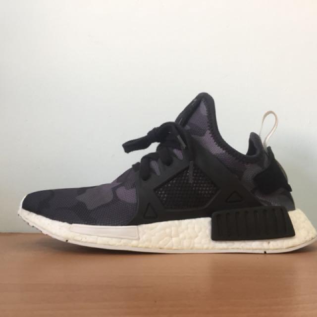 Adidas nmd xr1 黑迷彩