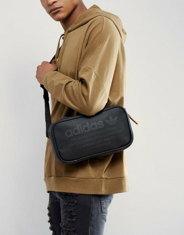 7a6098e6fec ADIDAS ORIGINALS NMD SHOULDER BAG, Men's Fashion, Bags & Wallets on  Carousell