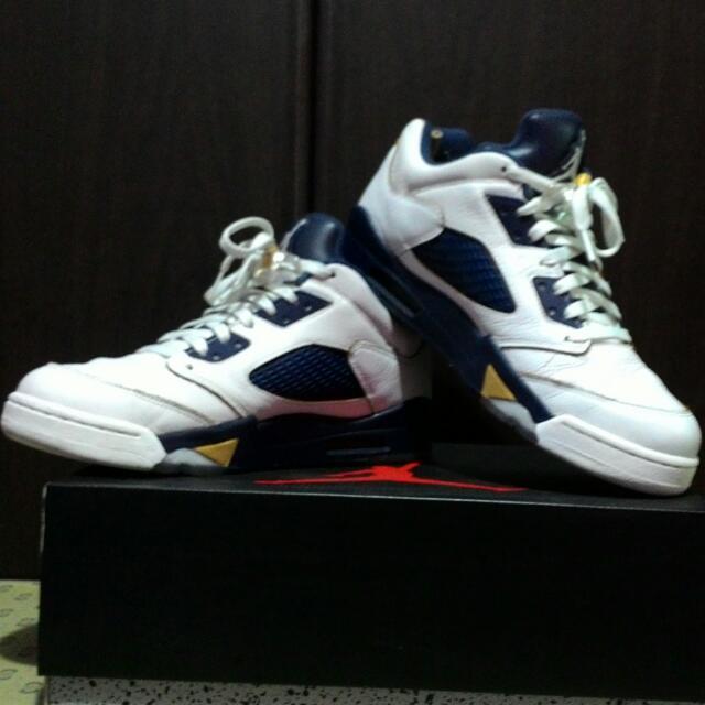 Air Jordan 5 Low (Authentic)