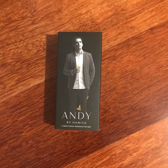 Andy by Hamish Men's Cologne - Original