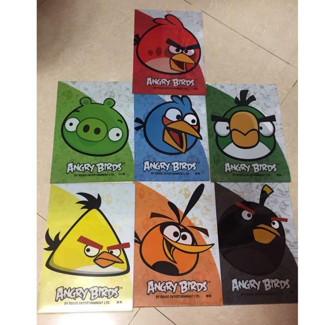 Angry Birds資料夾