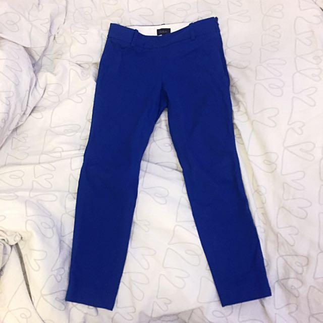 Aritzia T. Babaton cropped skinny trousers size 0