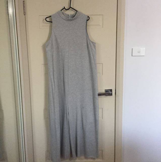 ASOS grey jumpsuit