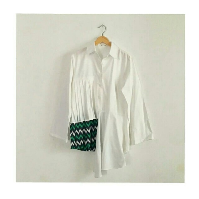 Asymetrical top for ladies (kur.a.tor local brand)