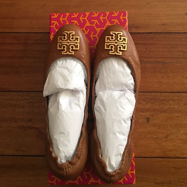 Authentic Tory Burch Ballerina Flats
