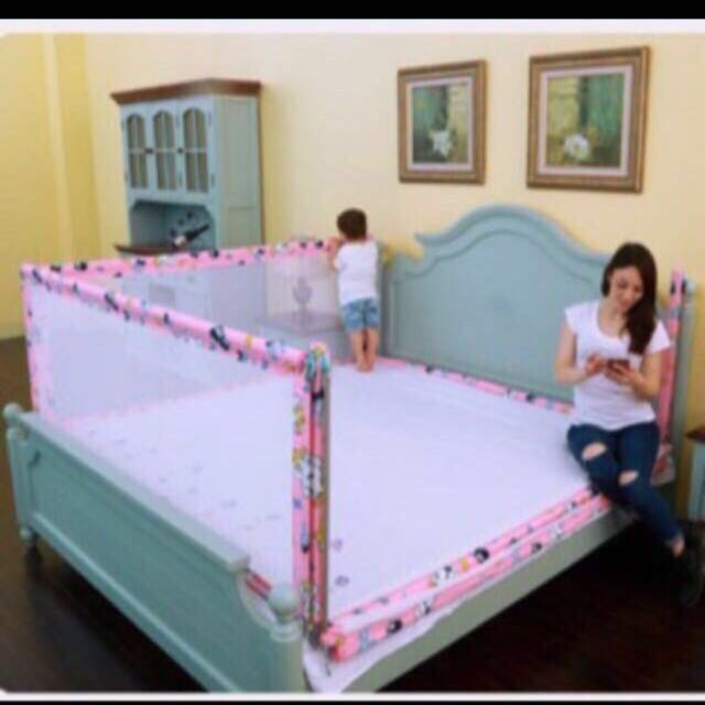 Award Winning Design Safety Baby Bed Guard For Kids Age 0 5 Years Old Babies Kids On Carousell