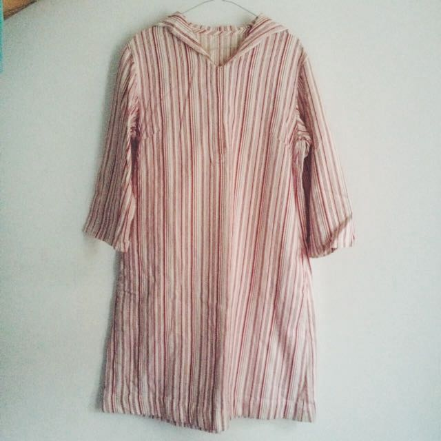 Bangkok sailor collar dress