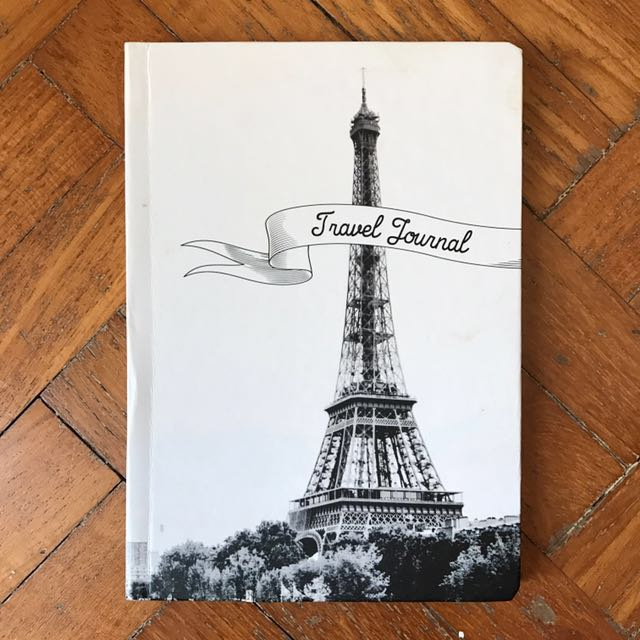 BLESSING typo travel journal
