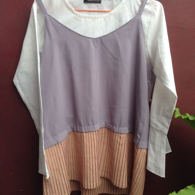 Blouse inner + outer