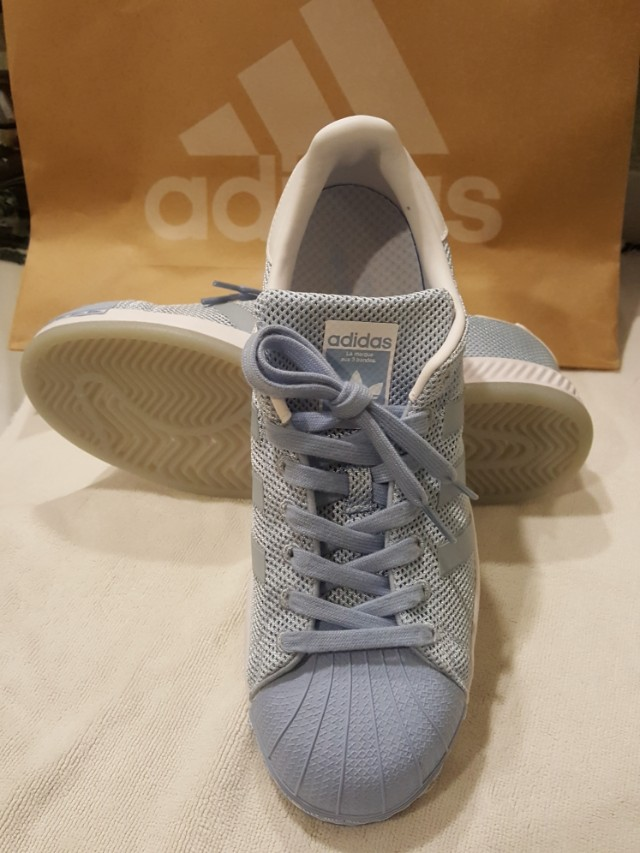 BNWOB Adidas Superstar Bounce Size 9.5
