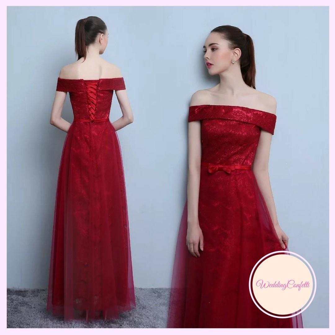 a8699c2913b6 Brand New  Layla Wedding Bridal Long Bridesmaid Sisters Royal Blue ...