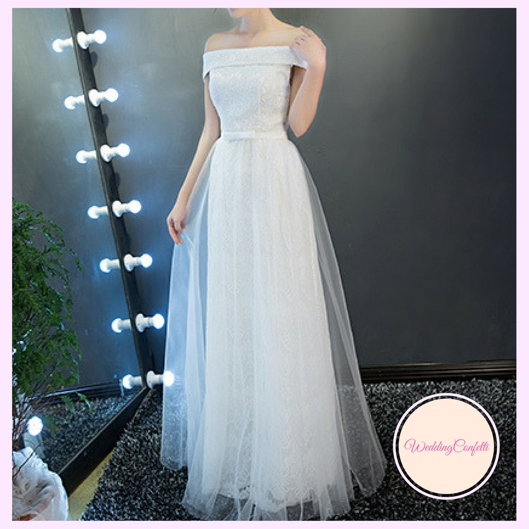 Brand New* Layla Wedding Bridal Long Bridesmaid Sisters Royal Blue ...