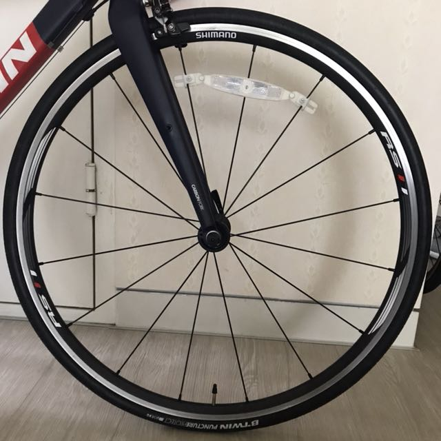 BTwin Triban 540 Entry Level Road Bike, Bicycles & PMDs