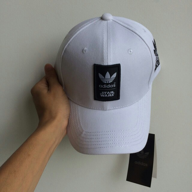 dcd9f413 Cap Adidas versi Star Wars, Men's Fashion, Accessories, Caps & Hats ...