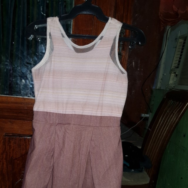 Casual Dress (Fits 5 to 6 yrs old)