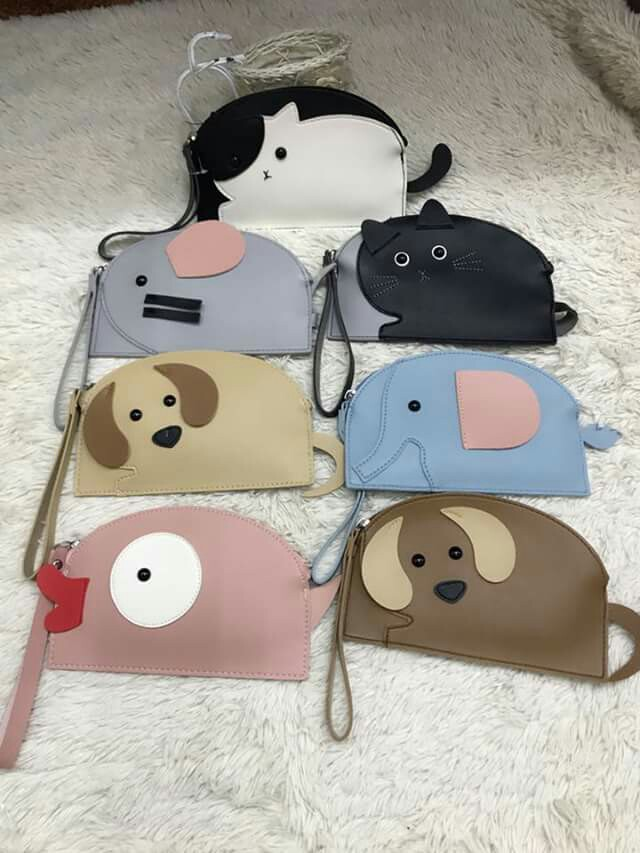 Cats&Dogs Fashion Coinpurse