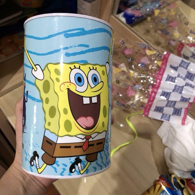 Celengan Spongebob