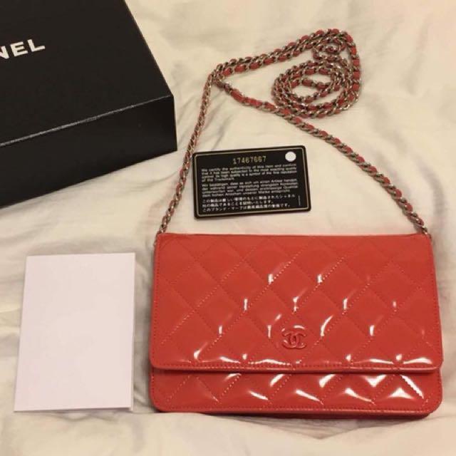Chanel  Woc包 (降售35000)