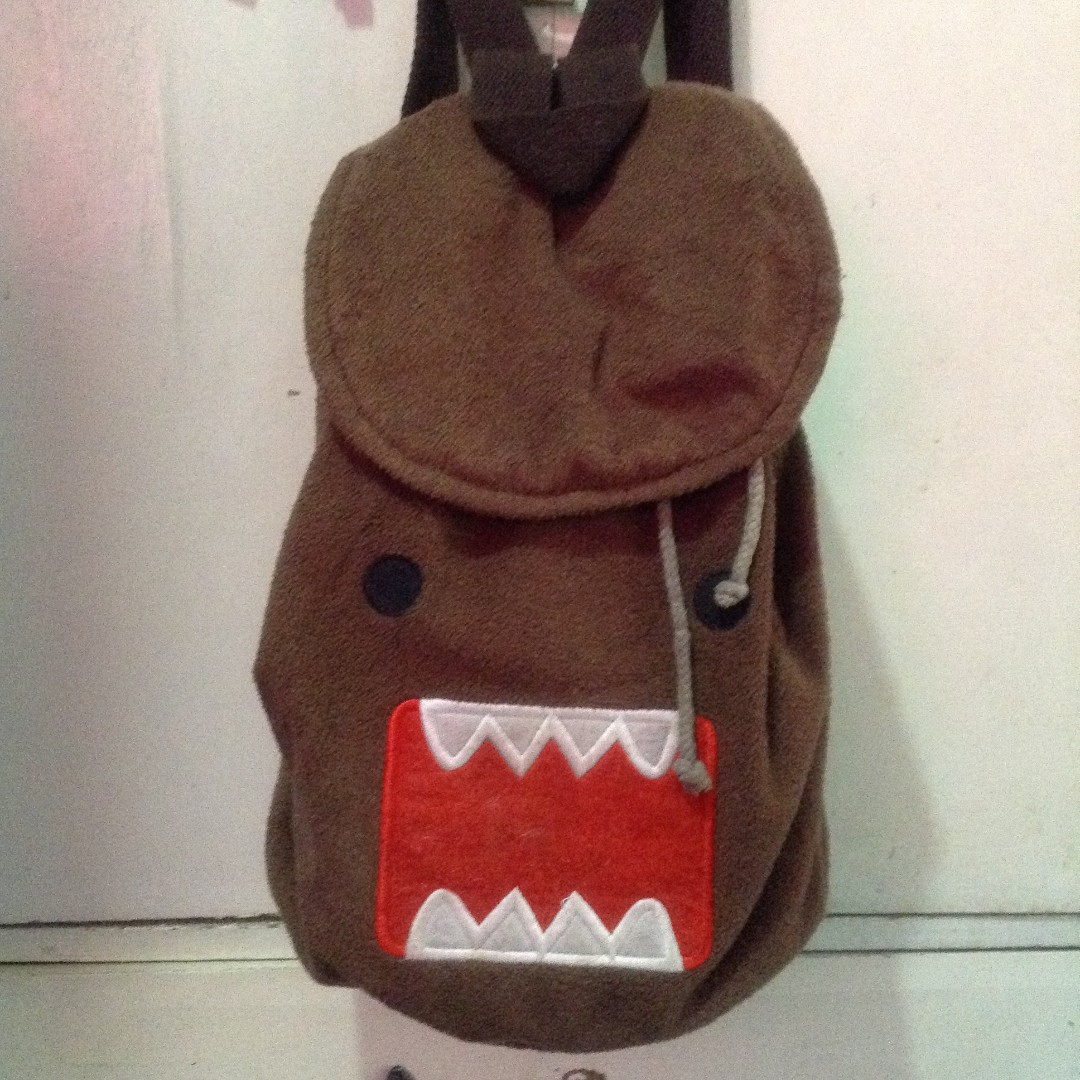 Comic Alley Domo Backpack