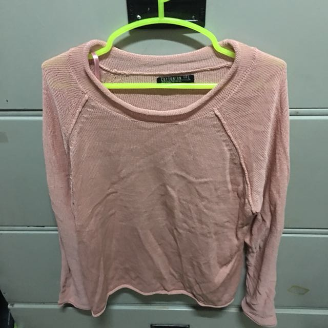 Cotton On Knitted Long Sleeves