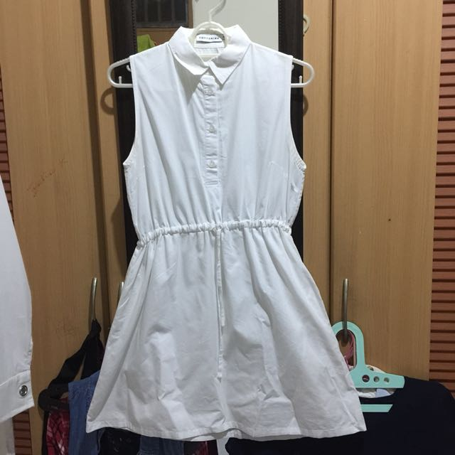 Cottonink white dress