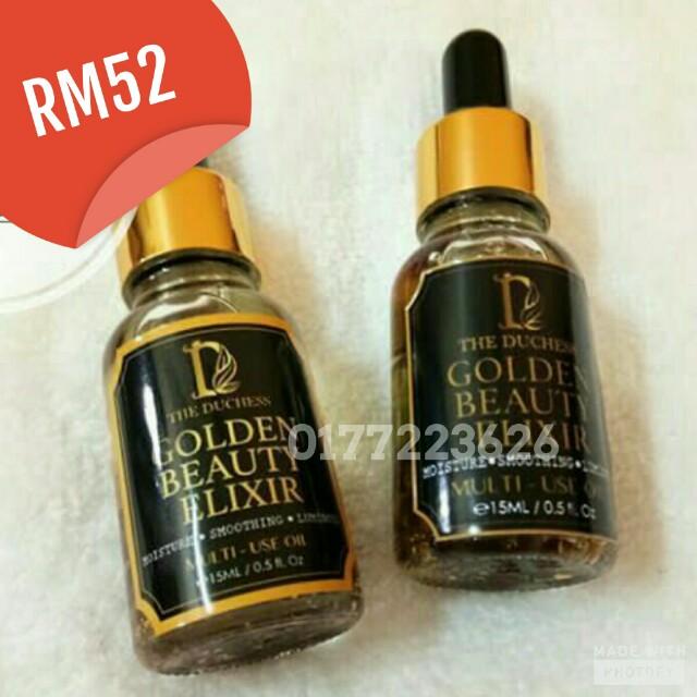 CPG Golden Beauty Elixir Serum