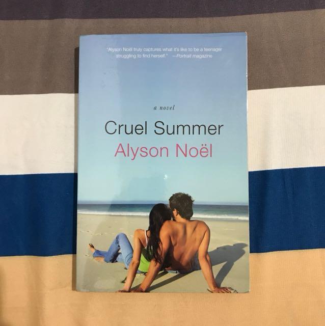 Cruel Summer by Alyson Noël